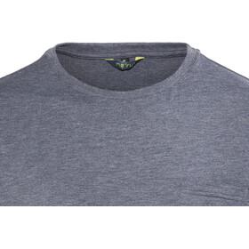 Meru Pyrgos - T-shirt manches courtes Homme - bleu